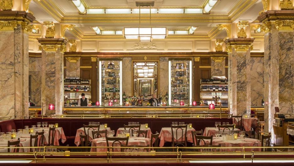 The Brasserie Zedel
