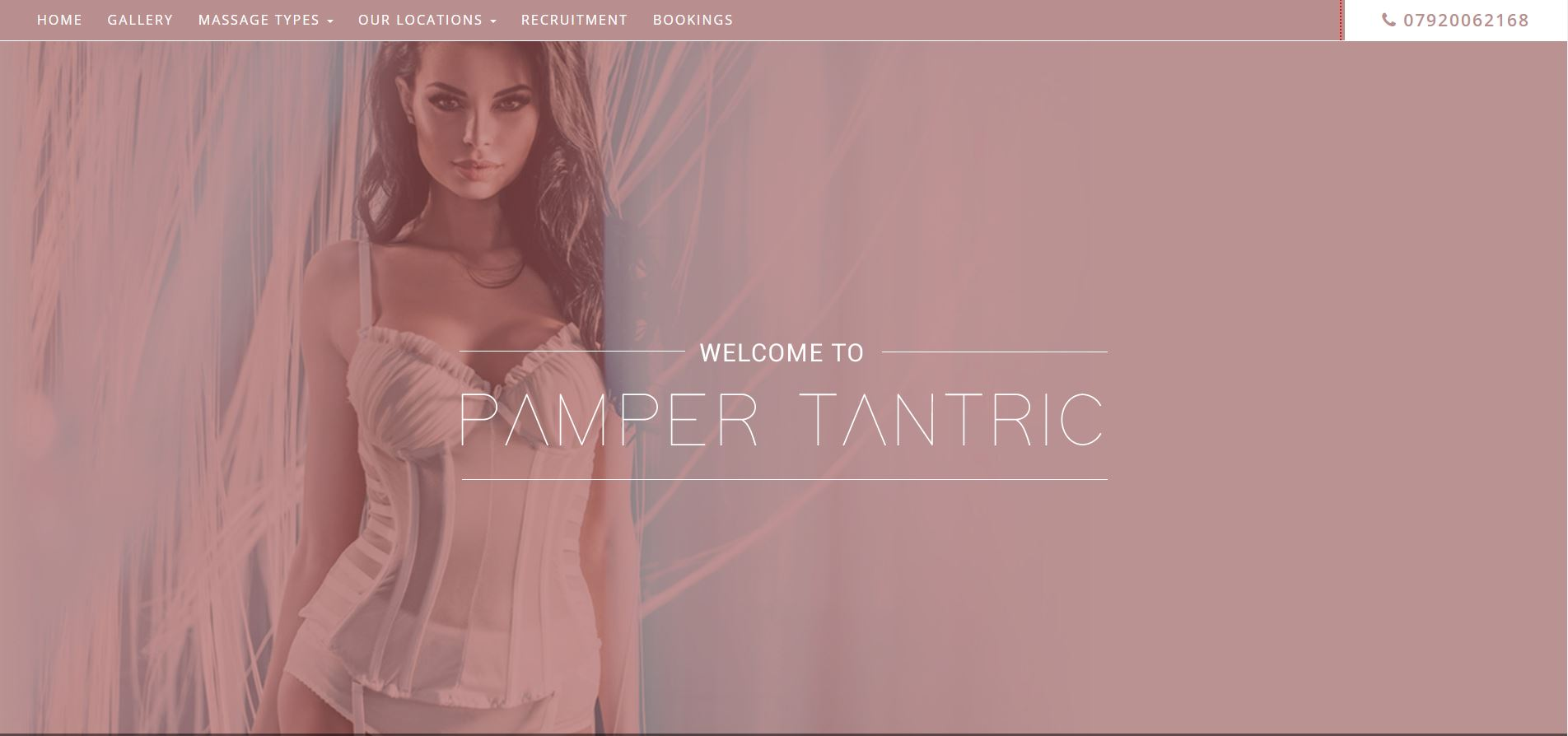 pamper tantric screenshot
